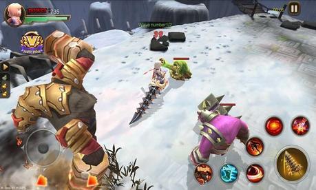 Image result for Demon Hunter 3 (Full) APK