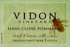 The Hedonistic Taster | № 13 | Vidon Vineyard