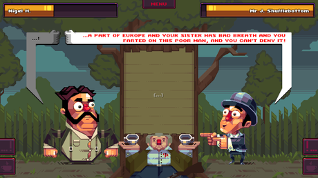 Oh…Sir! The Insult Simulator v1.07 APK