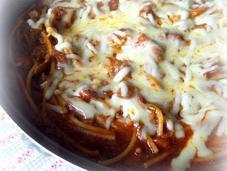 Stove Spaghetti