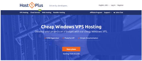 Host1Plus Cheap Windows VPS Hosting Review: 50% OFF Coupon Code