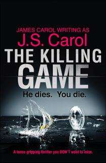 The Killing Game by J.S. Carol- Feature and Review