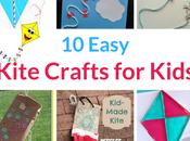 Easy Kite Crafts Kids