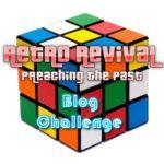 Retro Revival Blog Challenge logo image