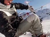 Video: Kite Skiing Alaska