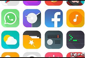Aurora UI Square – Icon Pack 4 6 APK - Paperblog