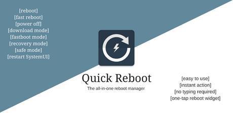 Quick Reboot Pro [ROOT] v1.4.2.2 APK