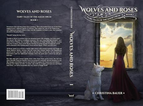 Wolves & Roses by Christina Bauer @XpressoReads @CB_Bauer