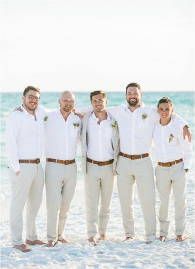 Wedding dress code etiquette with the black tux paperblog for Beach wedding dress code