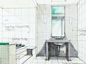 Black Black: Bathroom Colors Chic Space