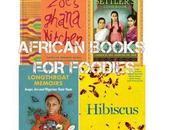 Four Mouthwatering African Books Food