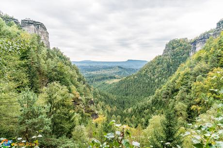 Bohemian Switzerland: Hiking to Pravcicka Brana