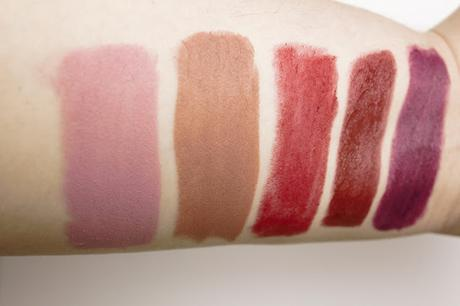 My 5 Favourite Mac Lipsticks