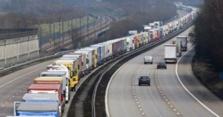 Largest Parade of Lorries