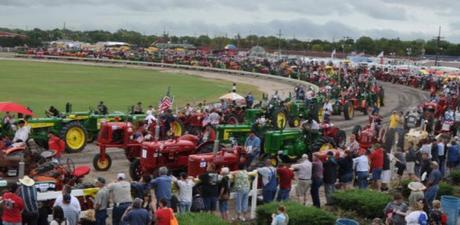 Largest Parade of Tractors