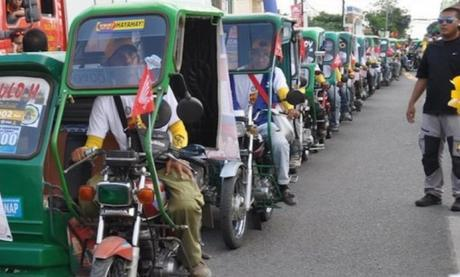 Longest Parade of Tricycles