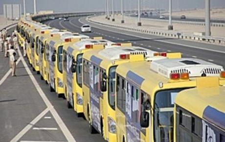 Largest Parade of Buses