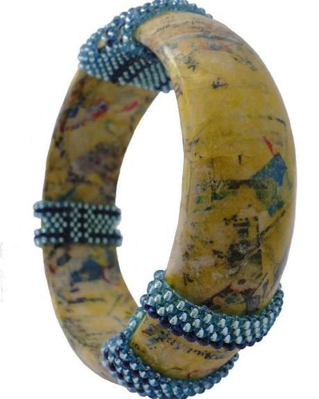 Urchin Bangle - Dani Crompton Designs