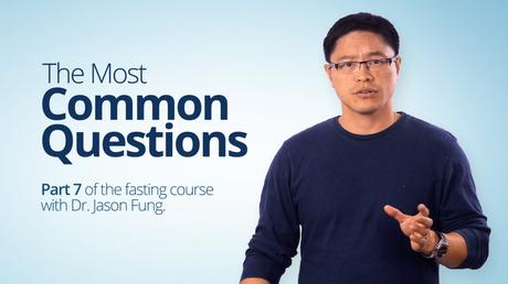 #4 Video of 2016 – The Most Common Questions About Fasting