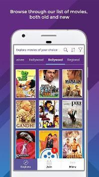 Vkaao : Create or Join Personalized Movie Screening at PVR