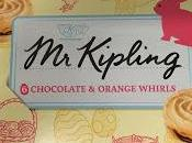 Today's Review: Kipling Chocolate Orange Whirls