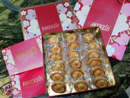 Surprise Your Tastebuds With King of Pineapple Tarts - Bakerzin This Lunar New Year