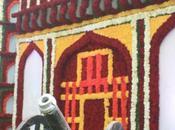 DAILY PHOTO: Taj, Lalbagh Republic Flower Show