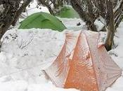 Best Tactics Keep Warm When Camping Winter