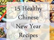 Healthy Chinese Year Recipes