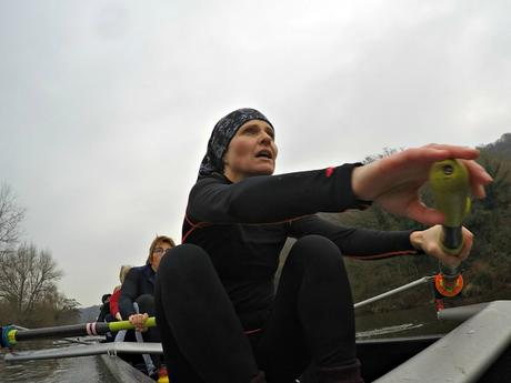 Rowing with Raynaud's – how to cope with wintry conditions