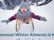 Common Winter Ailments Kids Their Treatments