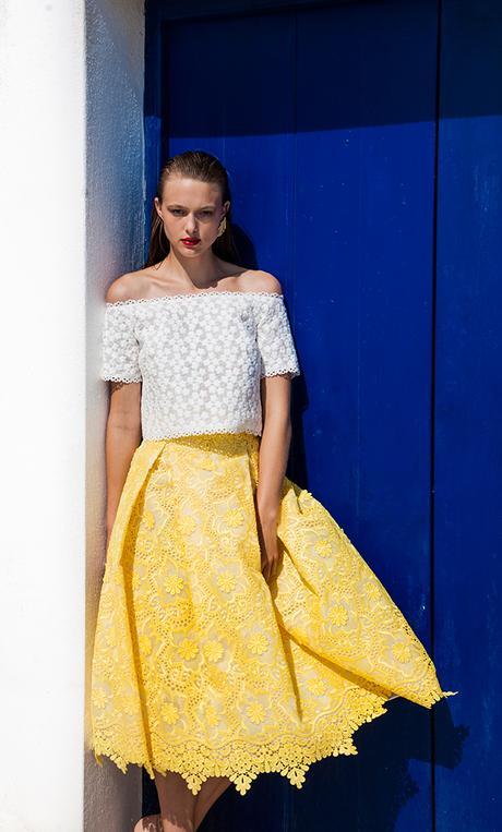 8d8918bfcb8 Costarellos Spring Summer 2017 Collection - Paperblog
