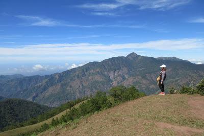 Adventure in Mt. Ulap