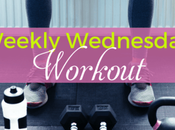Okay, Let's Forget Tuesday…. Here's Weekly Wednesday Workout Report!