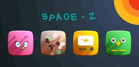 Space Z Icon Pack Theme v1.0.9 APK