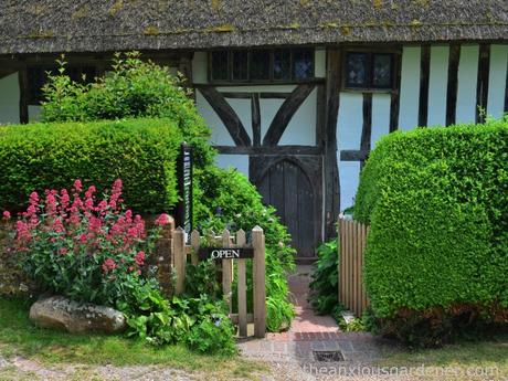 A Garden Tour: The Clergy House, Alfriston