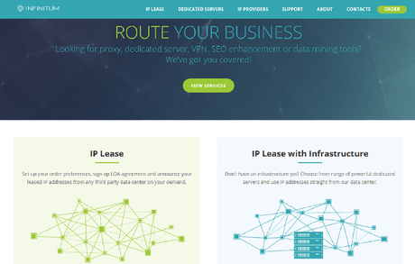 How to Lease & Sell IPv4/IPv6 Address With Infinitum Networks