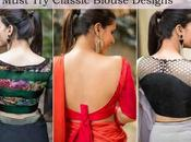 Must Classic Blouse Designs