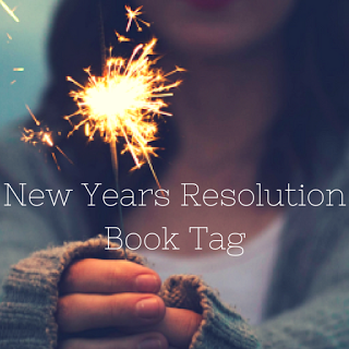 New Years Resolution Book Tag