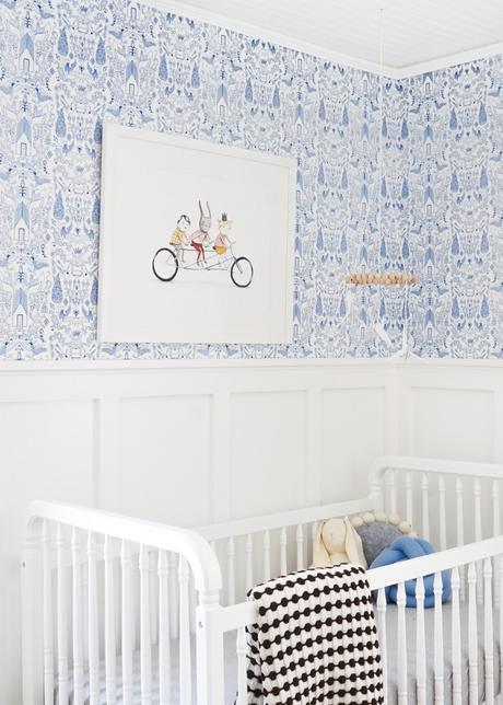 Francois Renovates: The Nursery Before & After!  (Video)