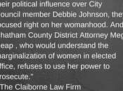 Justice Debbie Johnson City Council Woman Upskirt Photo Victim