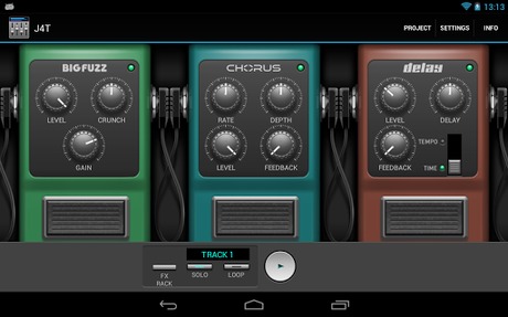 J4T Multitrack Recorder v4.61 APK