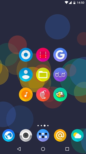 Aurora UI – Icon Pack v4.9 APK