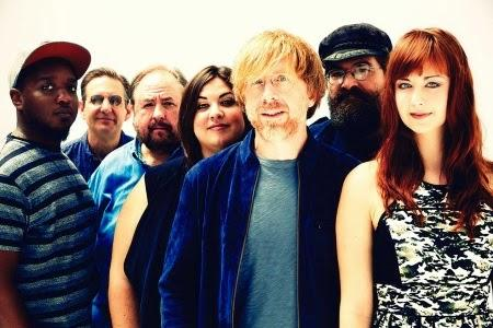Trey Anastasio Band: performing @ New Orleans Jazz & Heritage Festival
