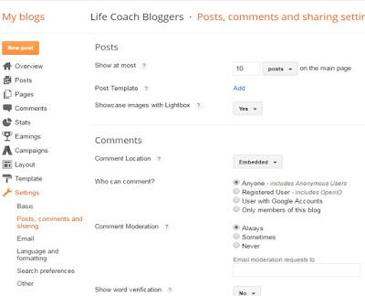 Comment Box for Blogspot Bloggers Tips and Tricks to Niche SEO