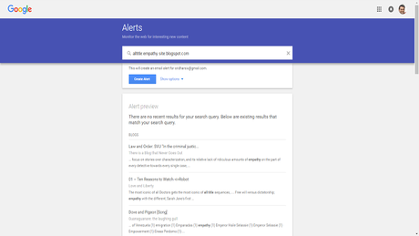 Google Alerts for Bloggers to find Blog Posts Tips and Tricks