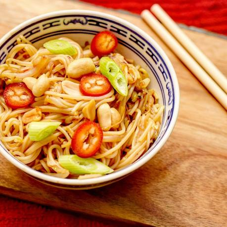 Recipe|| Easy Stir Fried Noodles