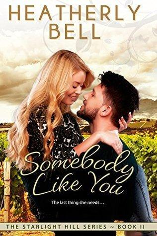 Book Review – Somebody Like You by Heatherly Bell