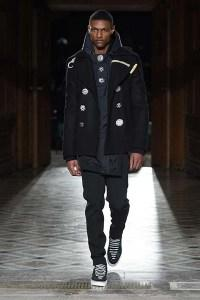 The Givenchy Autumn-Winter 2017-18 Menswear Collection in Review