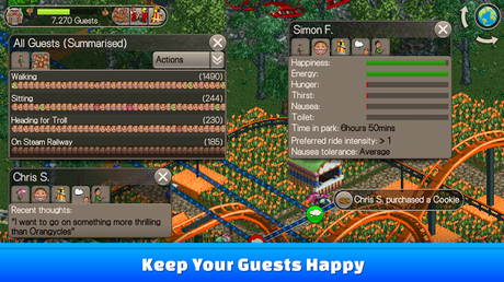 RollerCoaster Tycoon® Classic v1.1.0.1701260 APK